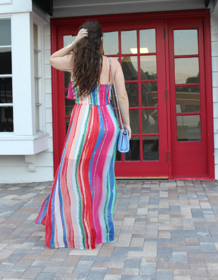 Trend Report: Bright Maxi Dresses